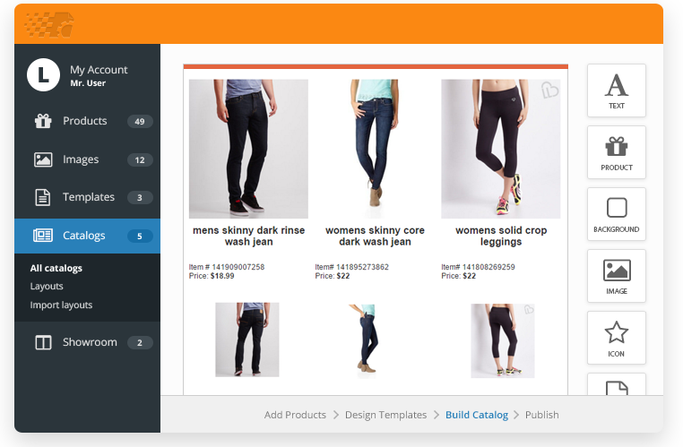 online product catalog template price list templates easily create product price lists